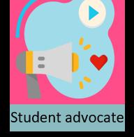 Student advocate